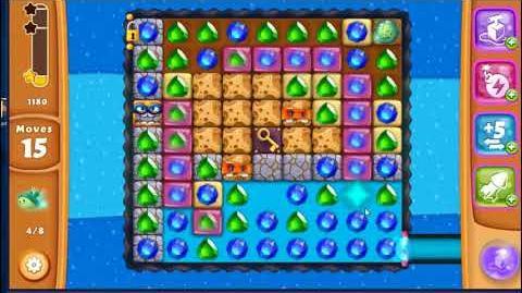 Diamond Digger Saga Level 1338 - NO BOOSTERS SKILLGAMING ✔️