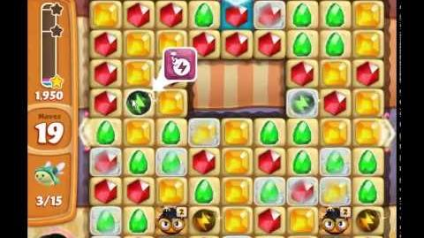 Diamond Digger Saga Level 270 EASIEST SOLUTION