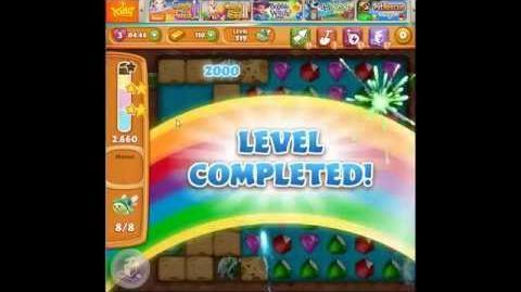 Diamond Digger Saga Level 519