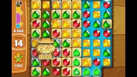 Diamond Digger Saga Level 4