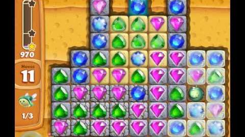 Diamond Digger saga Level 129