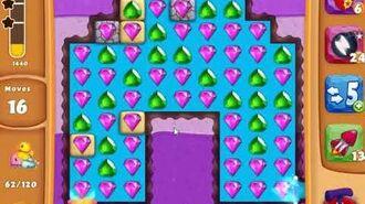 Diamond Digger Saga Level 1667 - NO BOOSTERS SKILLGAMING ✔️