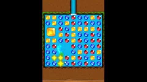Diamond Digger Saga Level 1058 - NO BOOSTERS