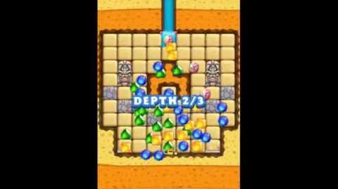 Diamond Digger Saga Level 1086 - NO BOOSTERS