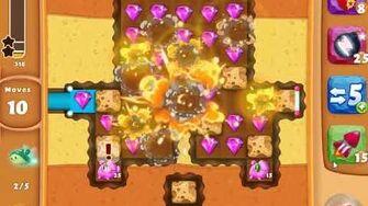 Diamond Digger Saga Level 1713 - NO BOOSTERS SKILLGAMING ✔️