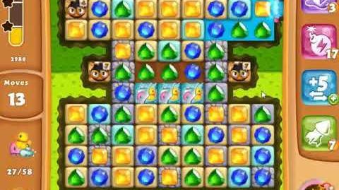 Diamond Digger Saga Level 1431 - NO BOOSTERS - SKILLGAMING ✔️