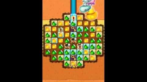 Diamond Digger Saga Level 1031