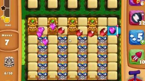 Diamond Digger Saga Level 1595 - NO BOOSTERS SKILLGAMING ✔️