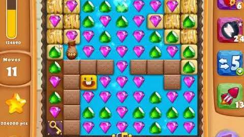 Diamond Digger Saga Level 1641 - NO BOOSTERS SKILLGAMING ✔️