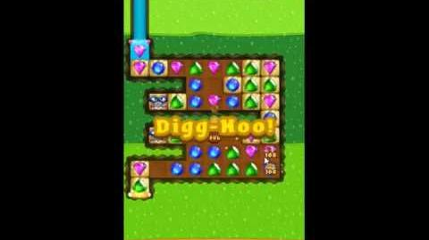 Diamond Digger Saga Level 1179 - NO BOOSTERS