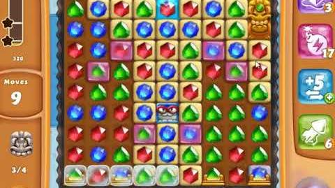 Diamond Digger Saga Level 1419 - NO BOOSTERS - SKILLGAMING ✔️