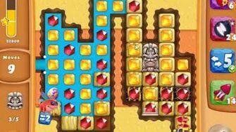 Diamond Digger Saga Level 1681 - NO BOOSTERS SKILLGAMING ✔️