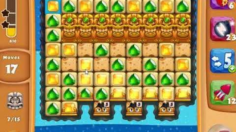 Diamond Digger Saga Level 1619 - NO BOOSTERS SKILLGAMING ✔️