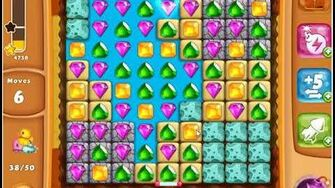 Diamond Digger Saga Level 22 - No Boosters