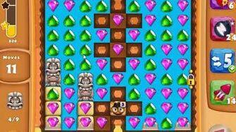 Diamond Digger Saga Level 1685 - NO BOOSTERS SKILLGAMING ✔️