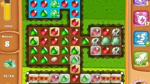Diamond Digger Saga Level 1437 - NO BOOSTERS - SKILLGAMING ✔️