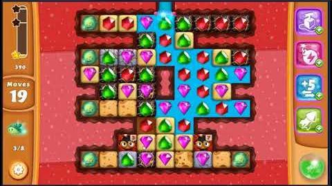 Diamond Digger Saga Level 1346 - NO BOOSTERS SKILLGAMING ✔️