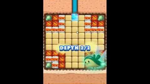 Diamond Digger Saga Level 1249 - NO BOOSTERS