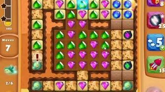 Diamond Digger Saga Level 1701 - NO BOOSTERS SKILLGAMING ✔️
