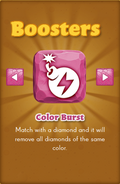 Boosters Color Burst