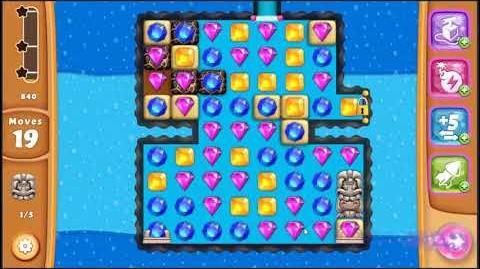 Diamond Digger Saga Level 1335 - NO BOOSTERS SKILLGAMING ✔️