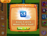 5 Extra Moves splash HTML5