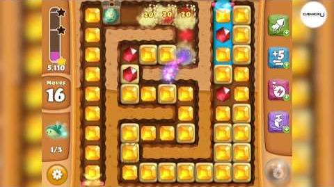 Diamond Digger Saga — How to Pass Level 76