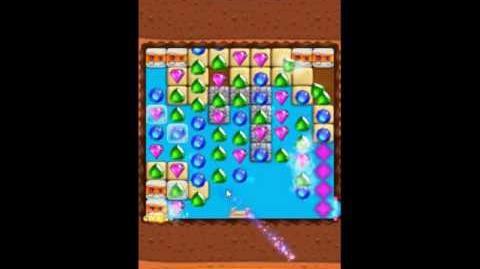 Diamond Digger Saga Level 1046 - NO BOOSTERS