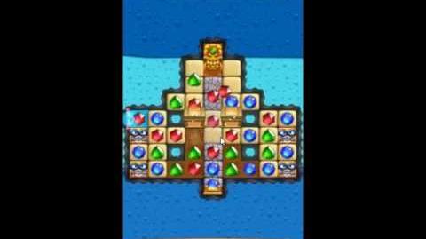 Diamond Digger Saga Level 1226 - NO BOOSTERS
