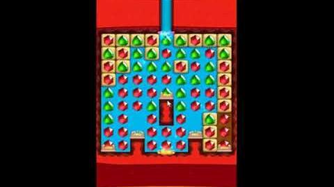 Diamond Digger Saga Level 1284 - NO BOOSTERS