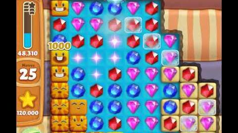 Diamond Digger Saga Level 254