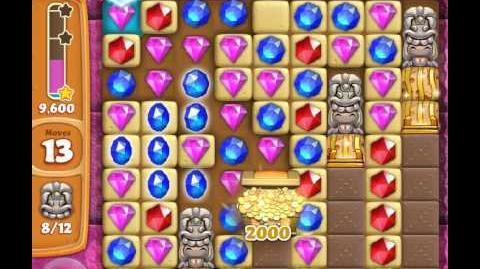 Diamond Digger Saga Level 180