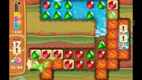 Diamond Digger Saga Level 675