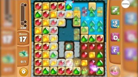 Diamond Digger Saga — How to Pass Level 37
