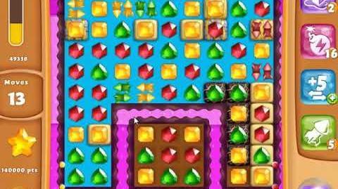 Diamond Digger Saga Level 1386 - NO BOOSTERS - SKILLGAMING ✔️