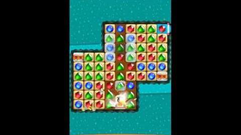 Diamond Digger Saga Level 1209 - NO BOOSTERS