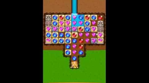Diamond Digger Saga Level 1069 - NO BOOSTERS
