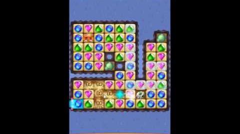 Diamond Digger Saga Level 1135 - NO BOOSTERS