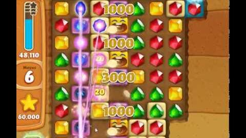 Diamond Digger Saga Level 206