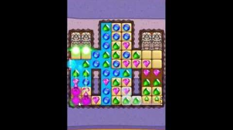 Diamond Digger Saga Level 1196 - NO BOOSTERS