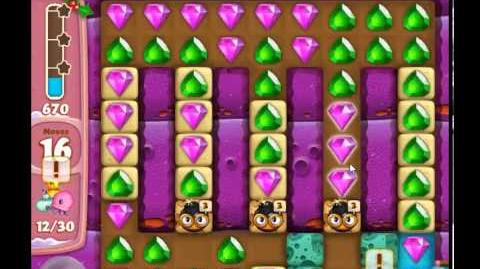 Diamond Digger Saga Level 443