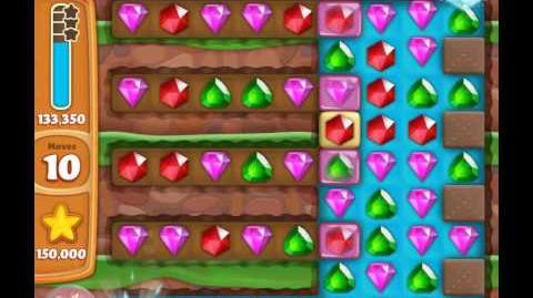 Diamond Digger Saga level 528