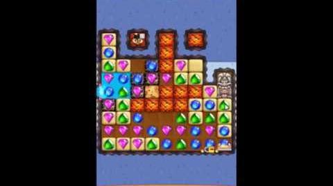 Diamond Digger Saga Level 1140 - NO BOOSTERS