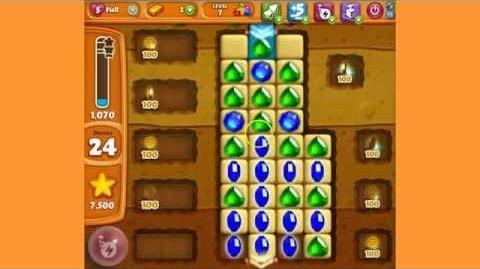 Diamond Digger Saga Level 7