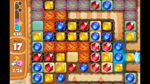 Diamond Digger Saga Level 1007