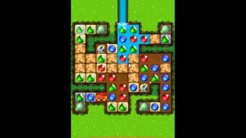 Diamond Digger Saga Level 1177 - NO BOOSTERS