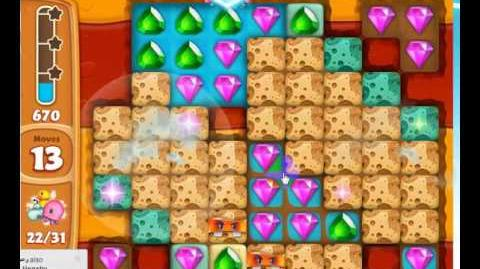 Diamond Digger Saga Level 942