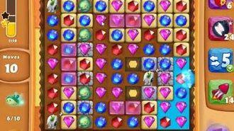 Diamond Digger Saga Level 1671 - NO BOOSTERS SKILLGAMING ✔️