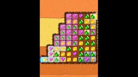 Diamond Digger Saga Level 1028
