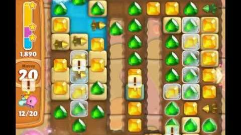 Diamond Digger Saga Level 756